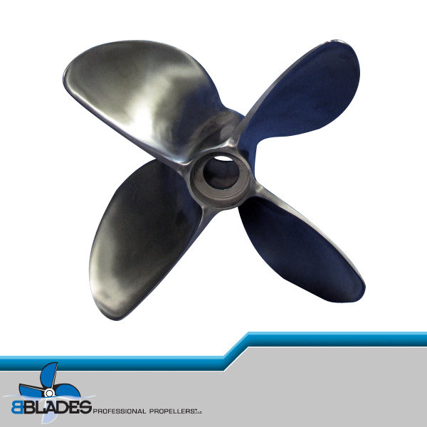 Bblades ob f from bblades professional propellers for Best mud motor prop