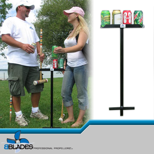 BBLADES Lawn Game Drink Holders - BBLADES Lawn Game Drink Holders From BBlades Professional Propellers