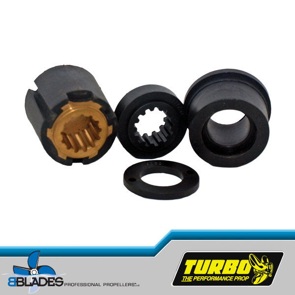 Turbo Hub Kit for Mercury 2-Stroke from BBlades Professional ... Q Ratio Chart