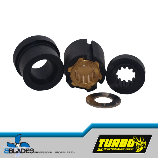 Turbo hub kit yamaha 4 stroke outboard from bblades for Yamaha vmax outboard review