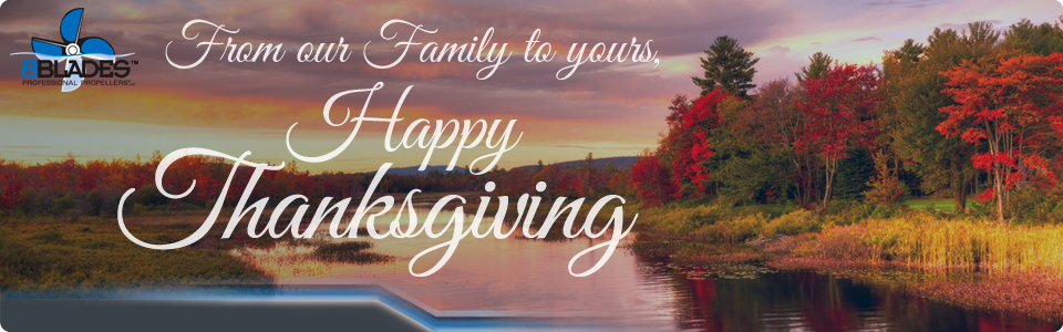 Happy Thanksgiving from BBLADES
