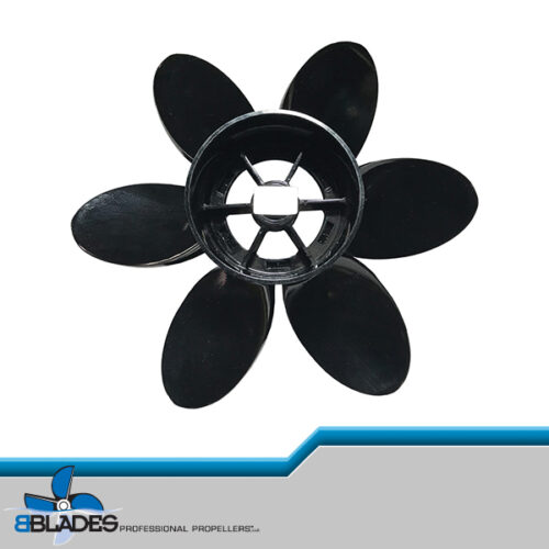 BBLADES 6-Shooter propeller